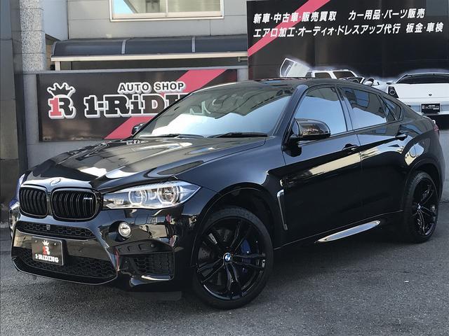 【ご成約】BMW X6 M